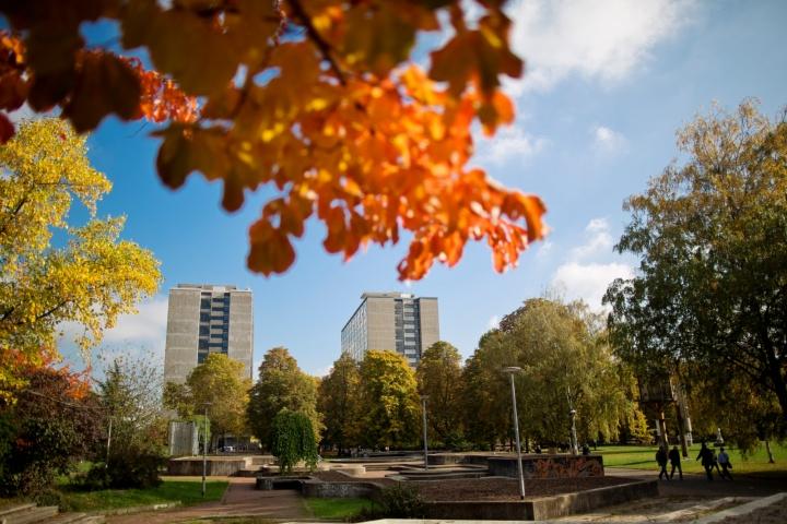 Campus Uni Stuttgart