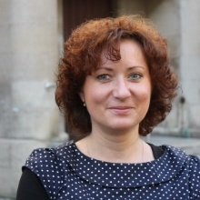 Dieses Bild zeigt Aksana Radziyeuskaya, Dipl.-Päd.,  Dipl. Philologin (Univ. Brest)
